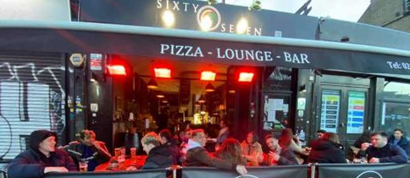 Comedy at Sixty-Seven, Camden