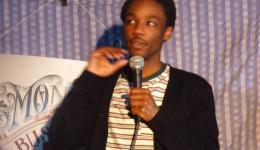 ARNOLD CHUCKWA  at Monkey Business Comedy Club