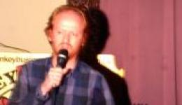 ADAM RILEY at Monkey Business Comedy Club