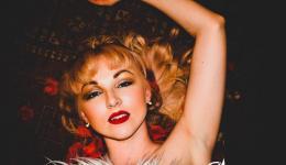 Ashlea Lauren. at  Camden Cabaret