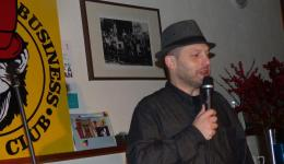 BENNETT ARRON at Monkey Business Comedy Clo