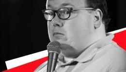 DONAL VAUGHAN at Monkey Business Comedy Club