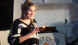 HANNAH FAIRWEATHER   at Monkey Business Comedy Club