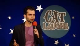 Konstantin Kisin  at Monkey Business Comedy Club