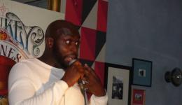 MICHAEL AKADIRI   at Monkey Business Comedy Club