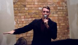 Philipp Carl Kostelecky  at Monkey Business Comedy Club