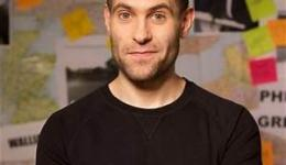 SIMON BRODKIN aka LEE NELSON at Monkey Business Comedy Club