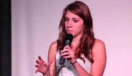 SARAH KEYSWORTH at Monkey Business Comedy Club