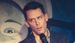 SCOTT CAPURRO  at Monkey Business Comedy Club