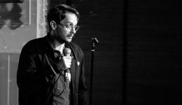 Tommy Ettling  at Monkey Business Comedy Club