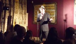 Martin Besserman at Monkey Business Comedy Club